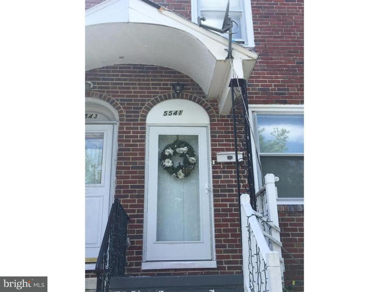 Townhouse for Rent at 5541 WOODLAND Avenue Pennsauken, New Jersey 08110 United States