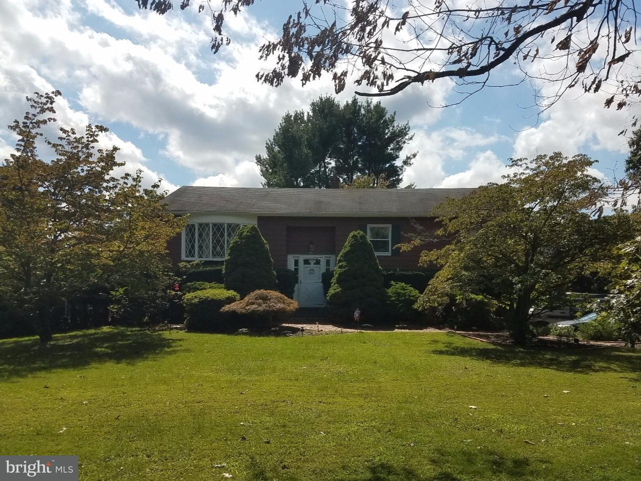 Single Family Home for Sale at 111 HOWARD WAY Pennington, New Jersey 08534 United StatesMunicipality: Hopewell Township