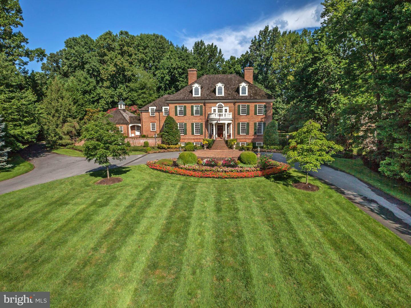 Single Family for Sale at 8517 Country Club Dr Bethesda, Maryland 20817 United States