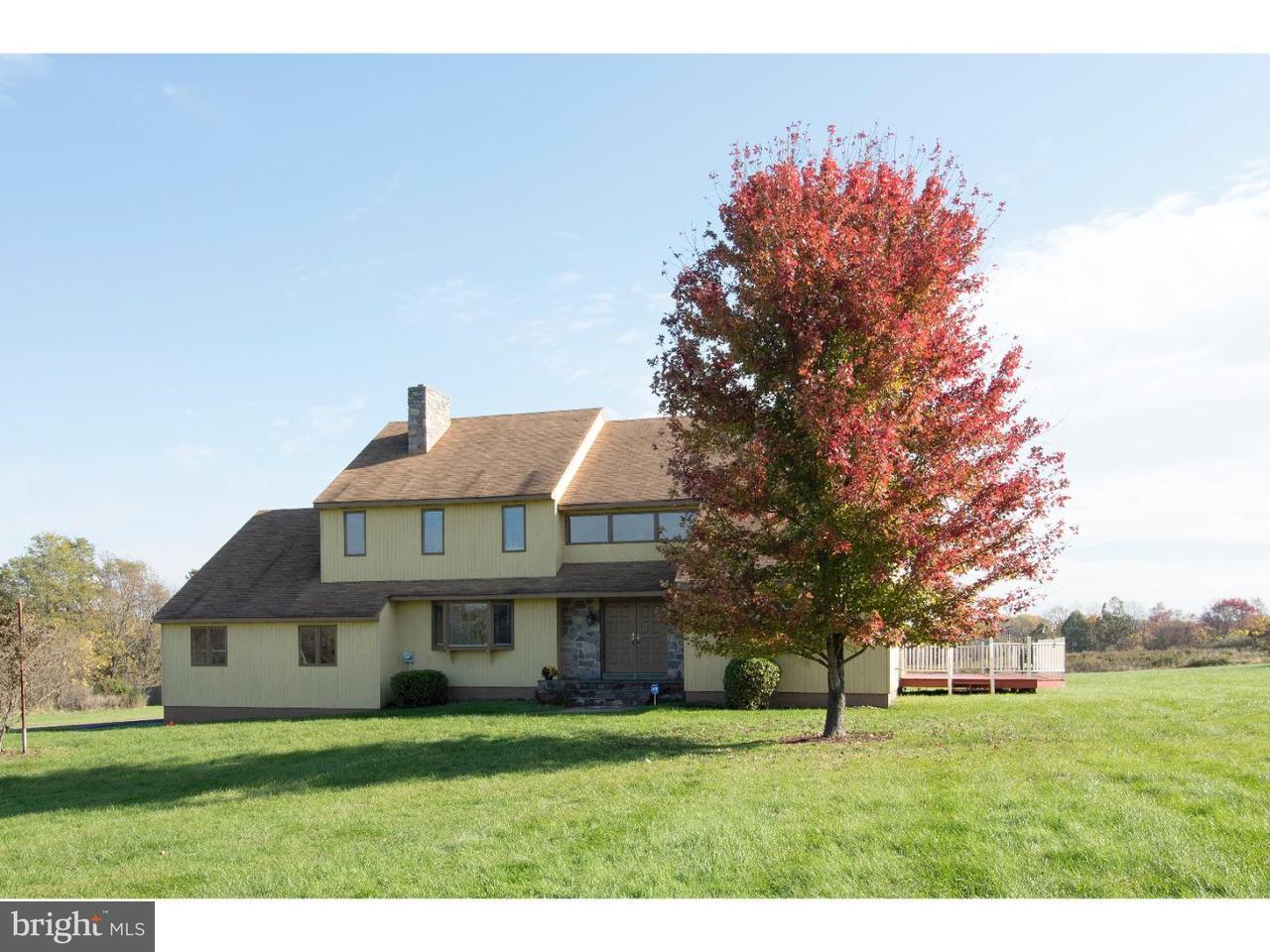 Casa Unifamiliar por un Alquiler en 183 EAGLE Road Newtown, Pennsylvania 18940 Estados Unidos