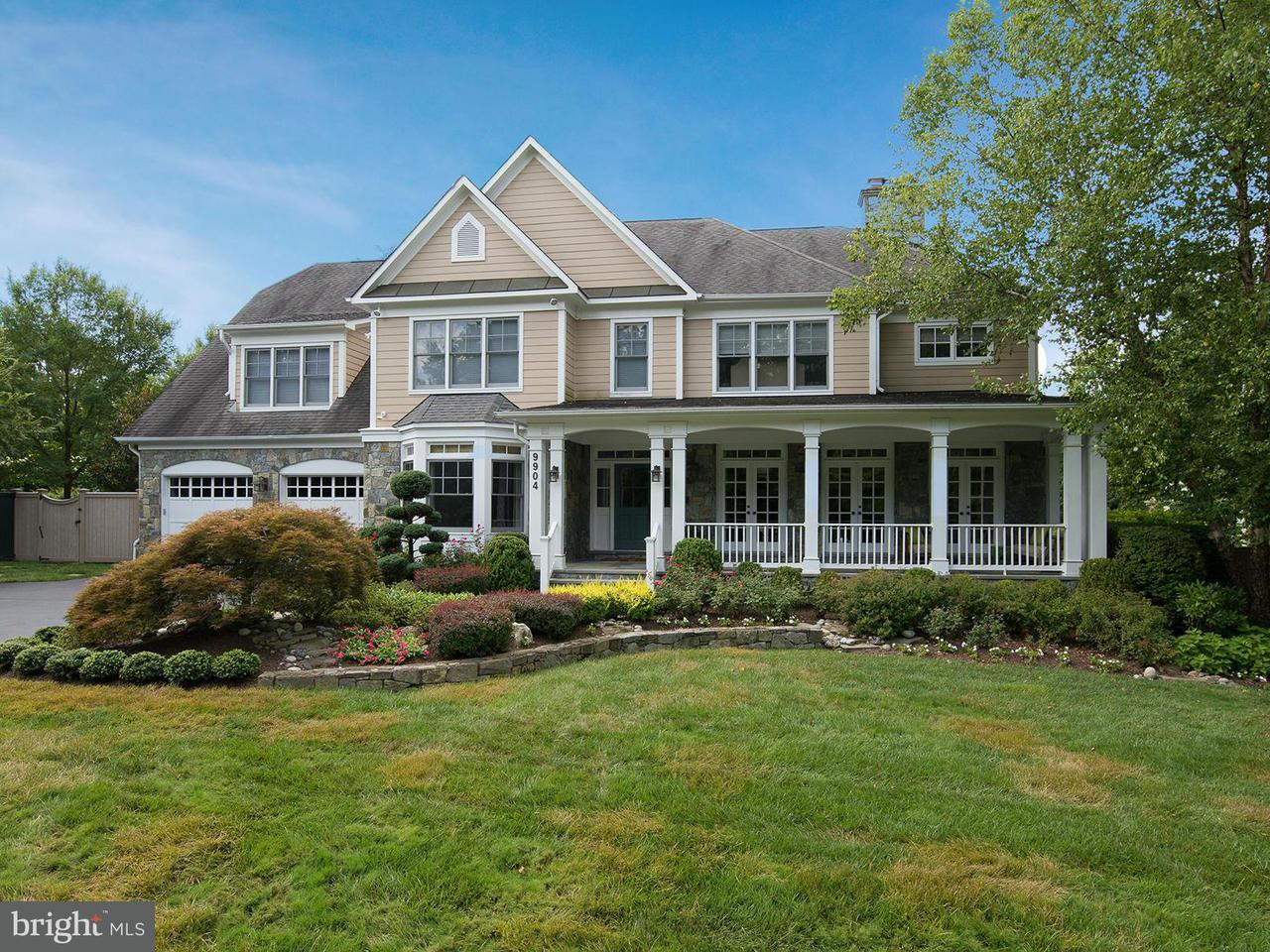 Single Family for Sale at 9904 Woodford Rd Potomac, Maryland 20854 United States
