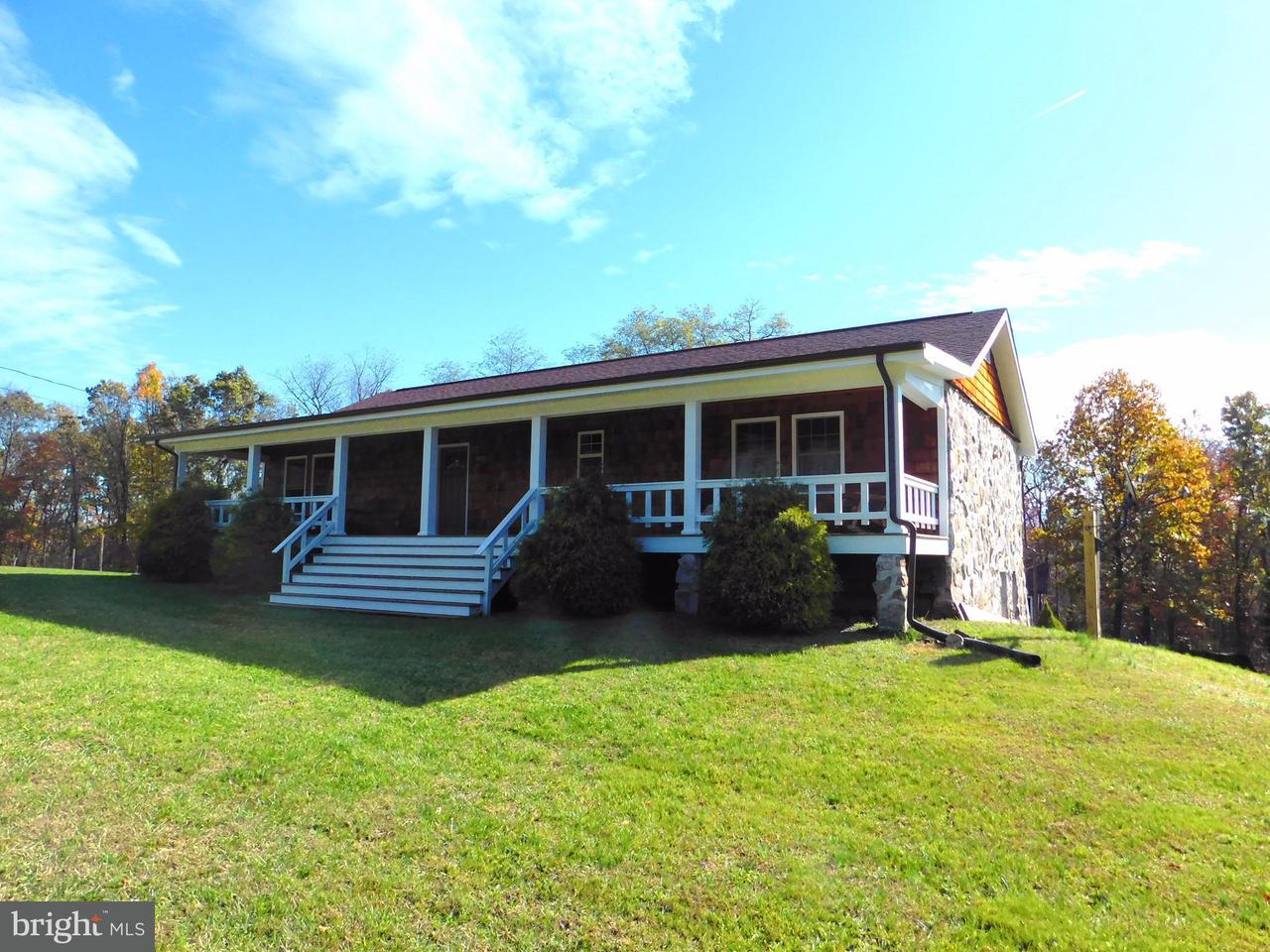 Single Family for Sale at 546 Cheshire Farm Ln Augusta, West Virginia 26704 United States