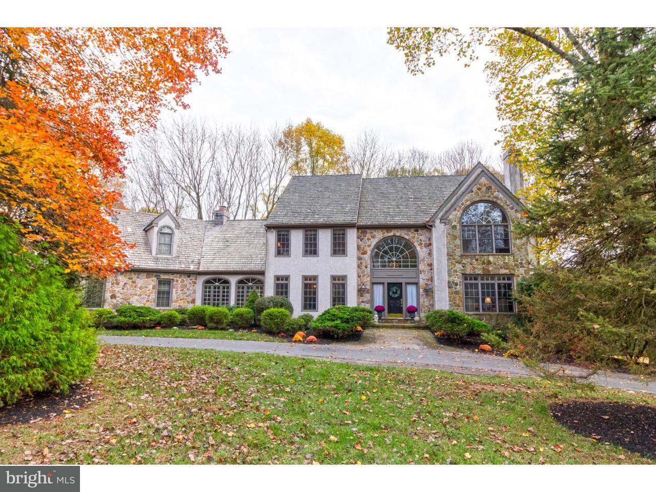 Частный односемейный дом для того Аренда на 112 MONTANA Drive Chadds Ford, Пенсильвания 19317 Соединенные Штаты