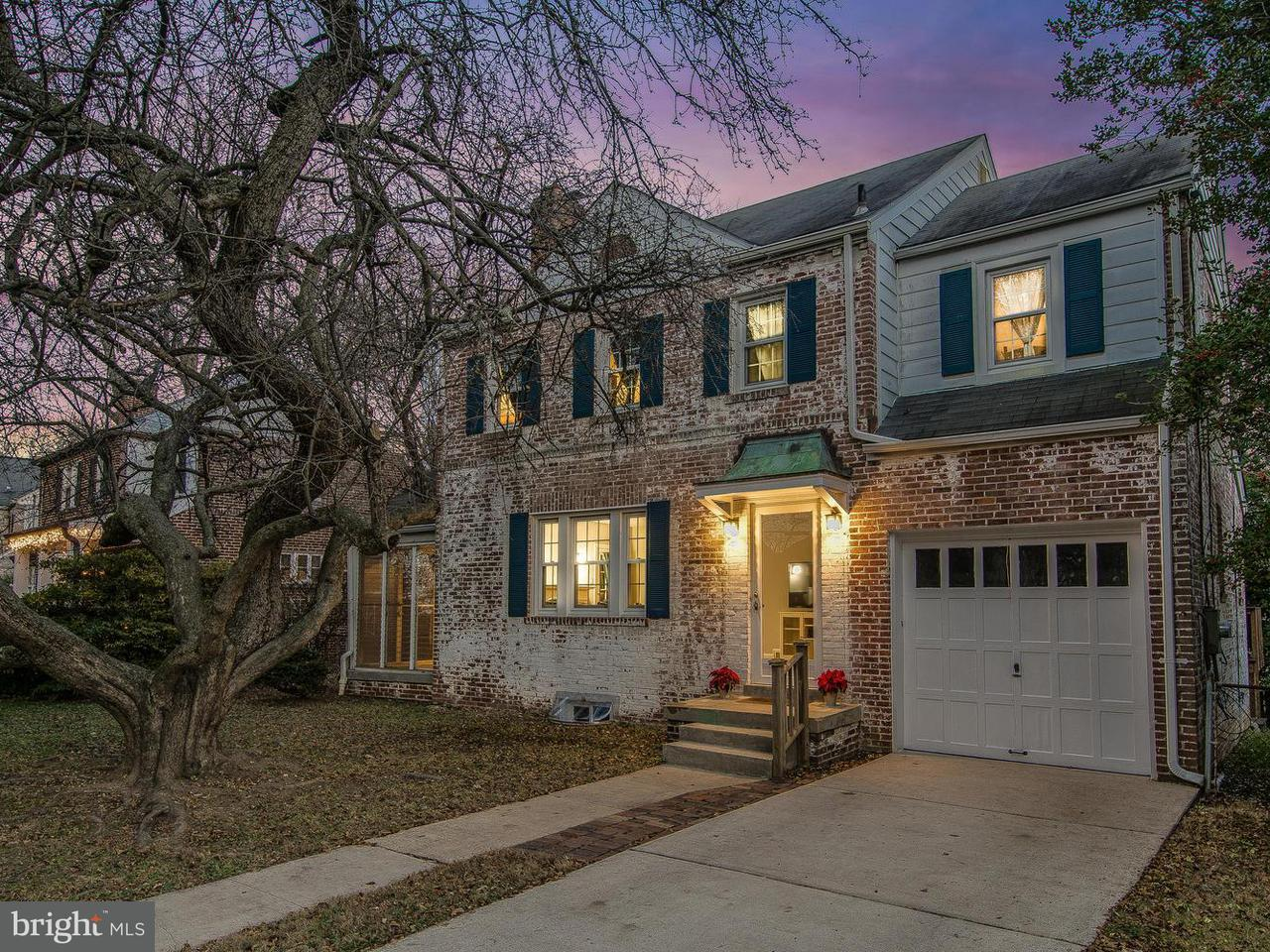 Single Family Home for Sale at 9703 FAIRWAY Avenue 9703 FAIRWAY Avenue Silver Spring, Maryland 20901 United States