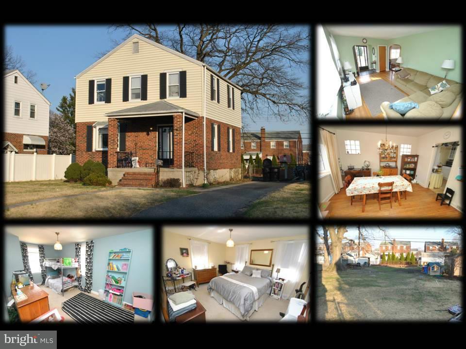 Single Family for Sale at 27 Elinor Ave Nottingham, Maryland 21236 United States
