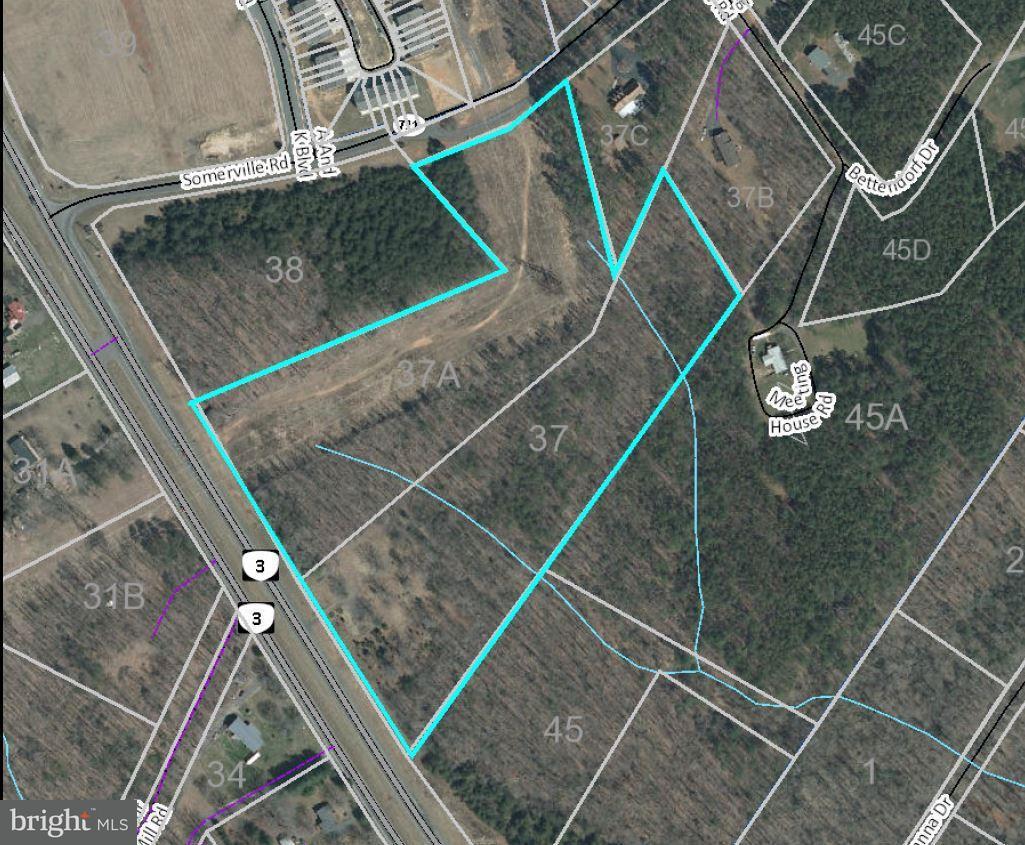 Land voor Verkoop een t 3125 GERMANNA HWY 3125 GERMANNA HWY Locust Grove, Virginia 22508 Verenigde Staten