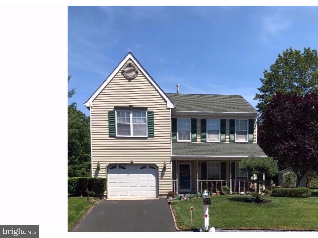 Single Family Home for Sale at 156 NAVESINK Court Galloway, New Jersey 08205 United States