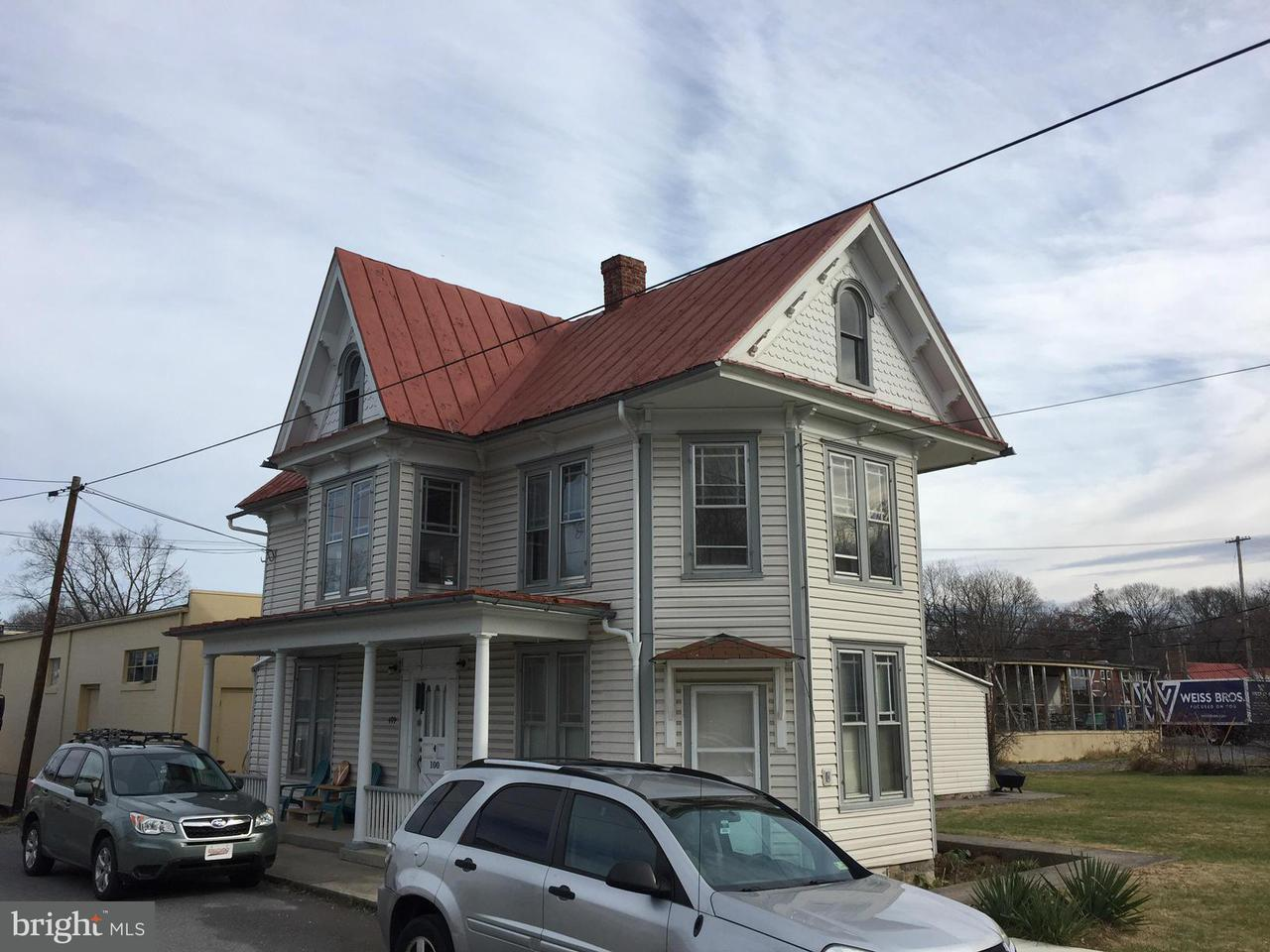 Other Residential for Rent at 409 Princess St S Shepherdstown, West Virginia 25443 United States