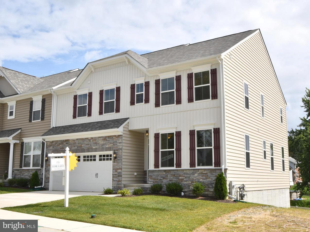 Villetta a schiera per Vendita alle ore 509 STAYMAN Court 509 STAYMAN Court Bel Air, Maryland 21014 Stati Uniti