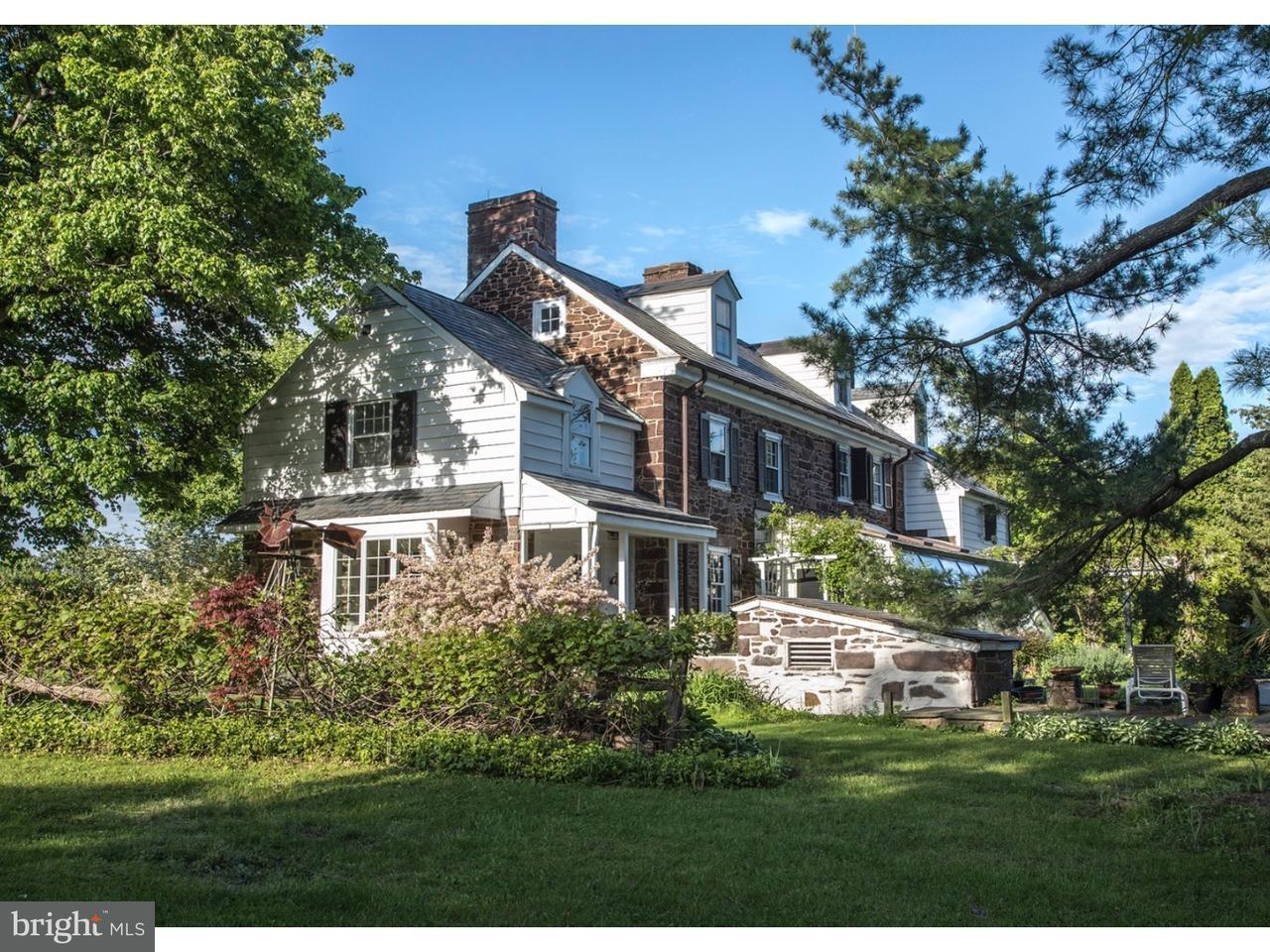 独户住宅 为 销售 在 105 WHISPER WOOD Court Wrightstown, 宾夕法尼亚州 18940 美国