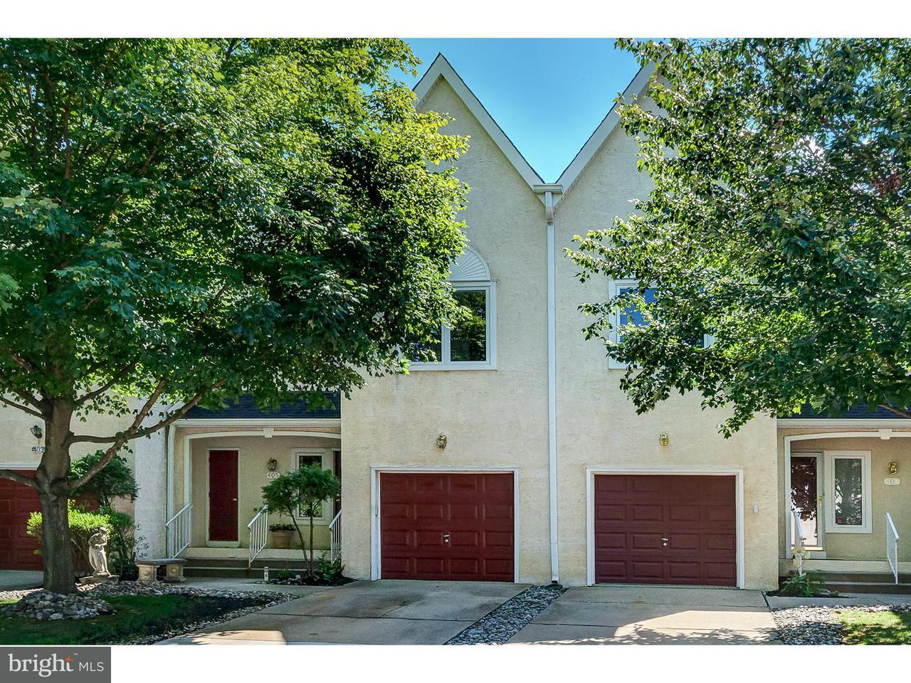 联栋屋 为 出租 在 405 CENTURA Cherry Hill, 新泽西州 08003 美国