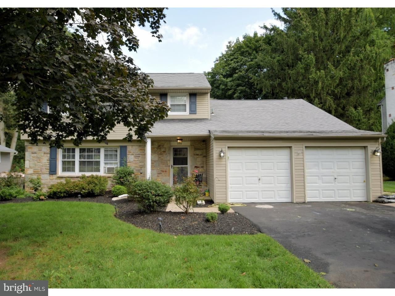 Maison unifamiliale pour l Vente à 236 BEATRICE Avenue Hatboro, Pennsylvanie 19040 États-Unis