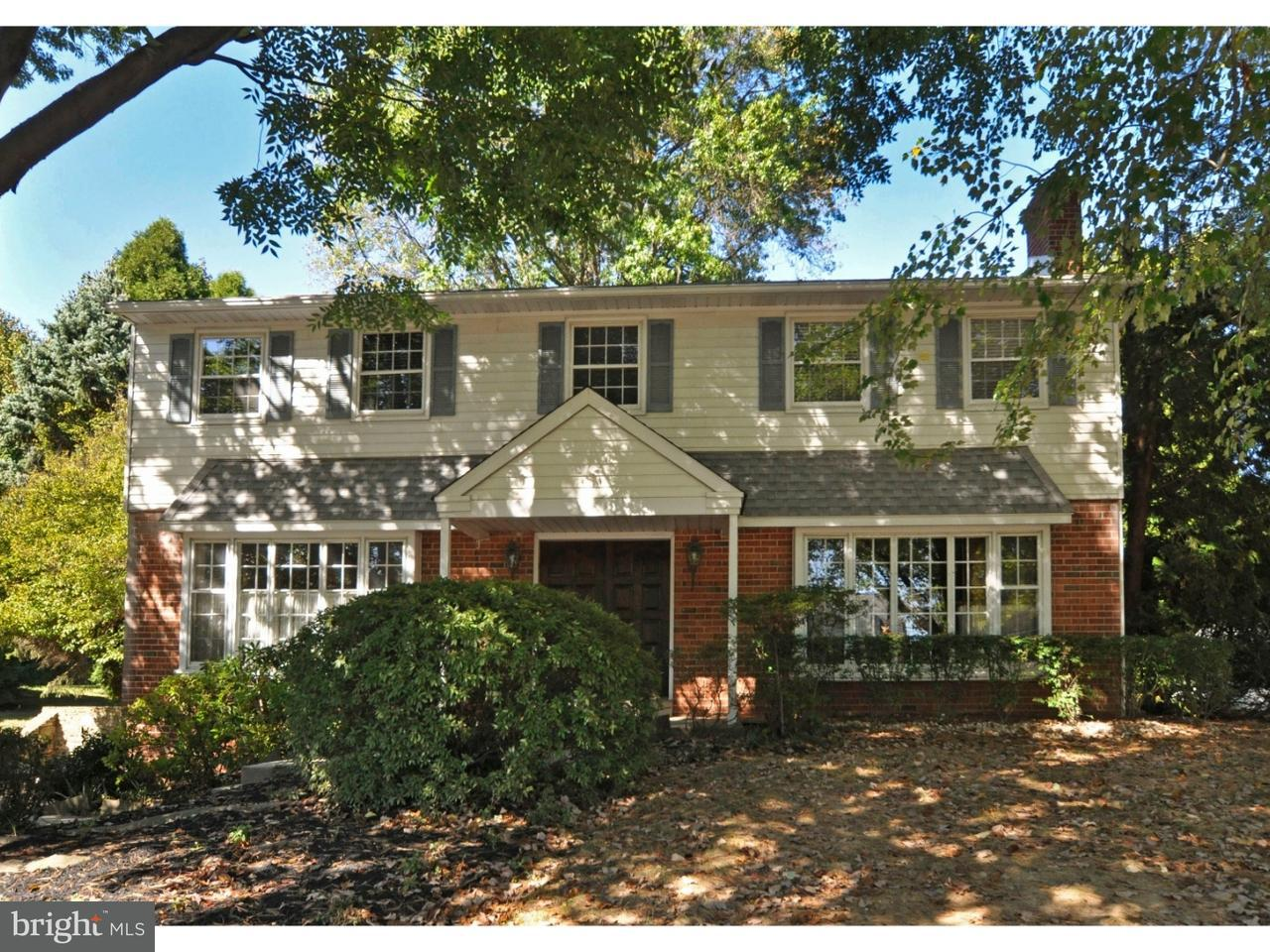 Single Family Home for Sale at 328 CEDAR Road Elkins Park, Pennsylvania 19027 United States