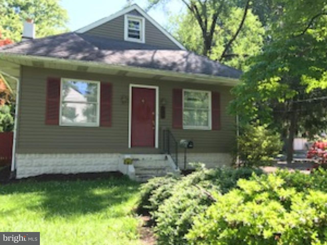 Tek Ailelik Ev için Satış at 3 N HOOD Avenue Audubon, New Jersey 08106 Amerika Birleşik Devletleri