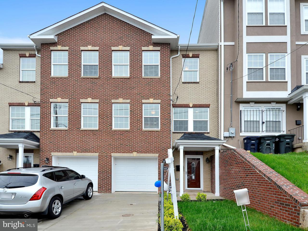 Townhouse for Sale at 5211 D SE 5211 D SE Washington, District Of Columbia 20019 United States