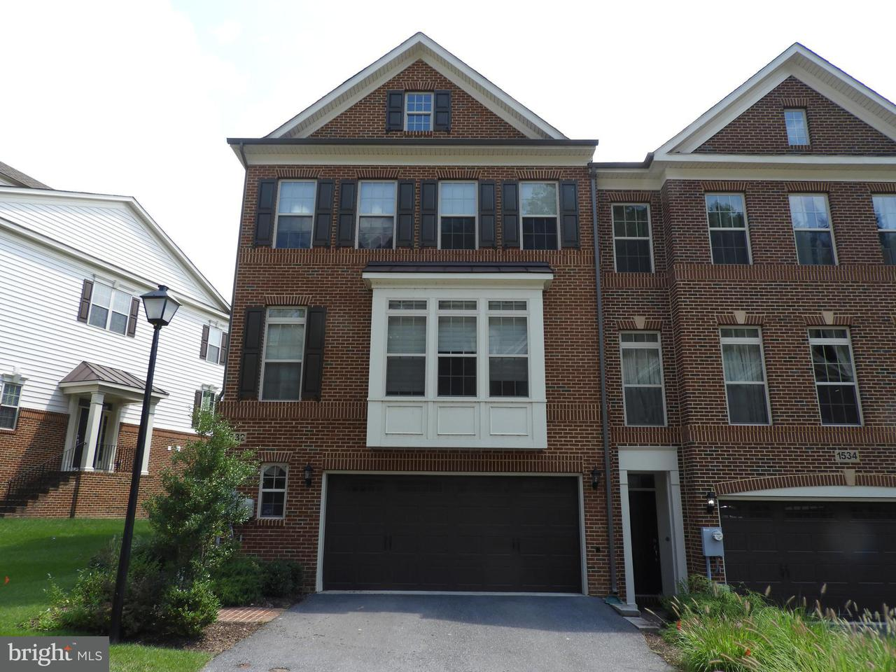 Townhouse for Sale at 1532 RABBIT HOLLOW Place 1532 RABBIT HOLLOW Place Silver Spring, Maryland 20906 United States