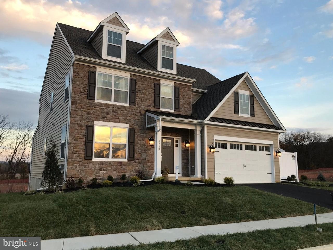 Single Family Home for Sale at 3700 SWABIA Court Macungie, Pennsylvania 18062 United States