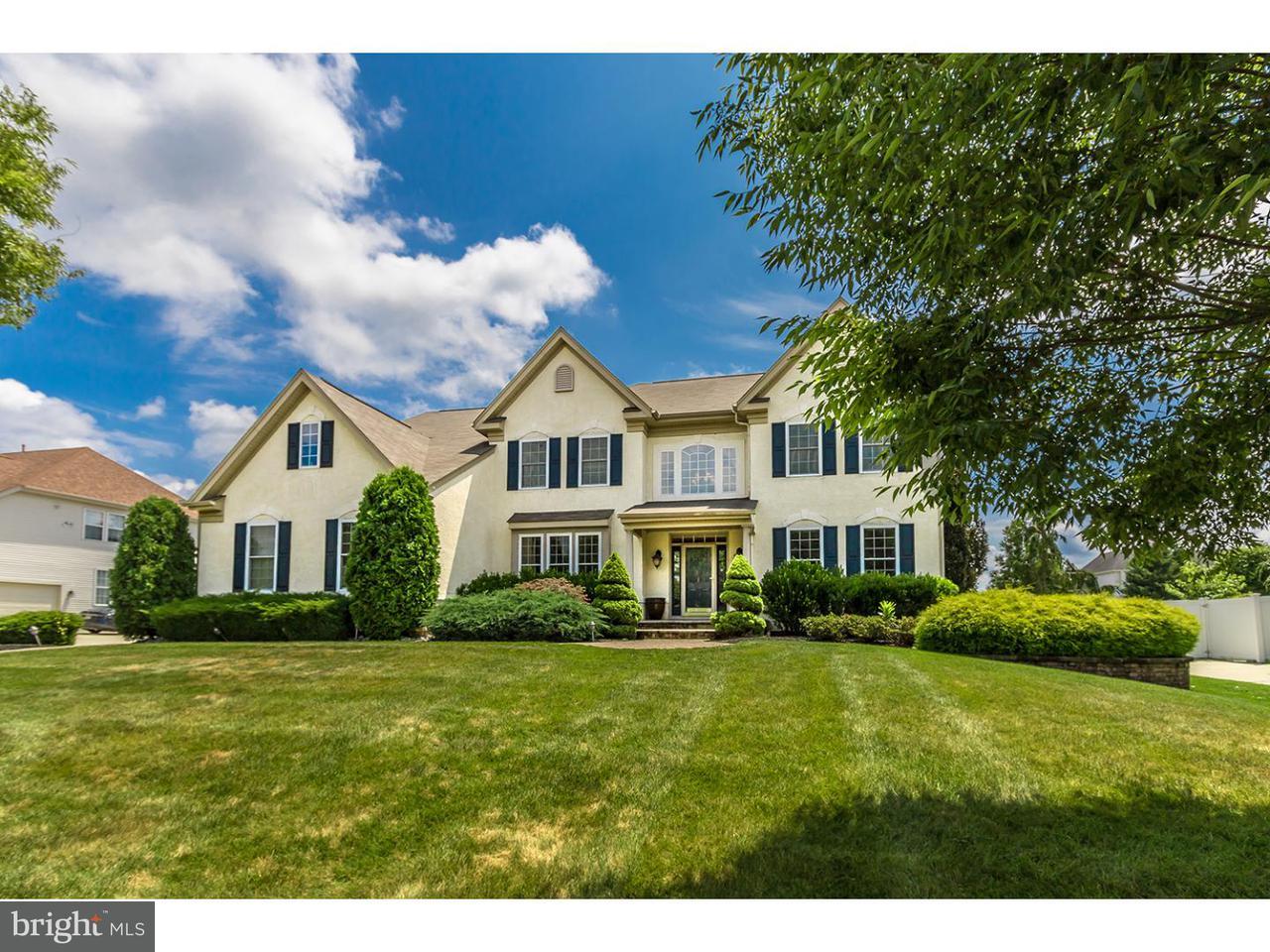 Maison unifamiliale pour l Vente à 22 JASMINE Road Lumberton, New Jersey 08048 États-Unis