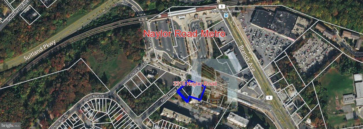 Terreno para Venda às 3315 Naylor Road 3315 Naylor Road Temple Hills, Maryland 20748 Estados Unidos
