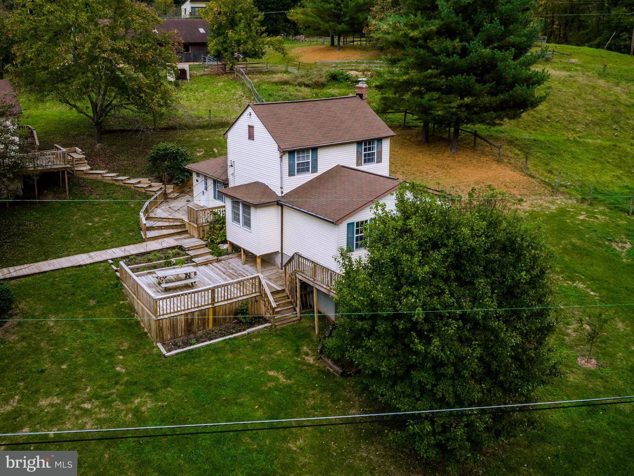 Single Family Home for Sale at 3536 DOBERMAN Drive 3536 DOBERMAN Drive New Windsor, Maryland 21776 United States