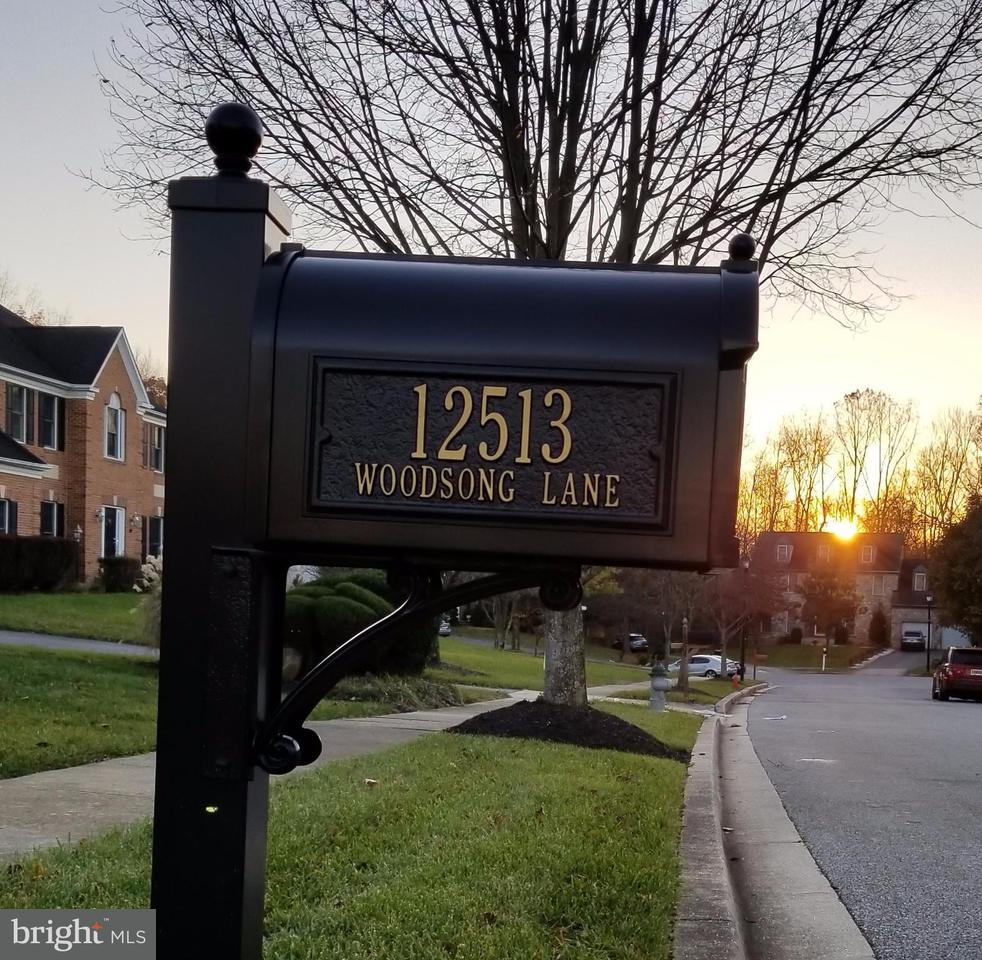 Single Family Home for Sale at 12513 WOODSONG Lane 12513 WOODSONG Lane Bowie, Maryland 20721 United States
