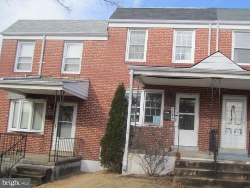 Single Family for Sale at 3644 Clarenell Rd Baltimore, Maryland 21229 United States