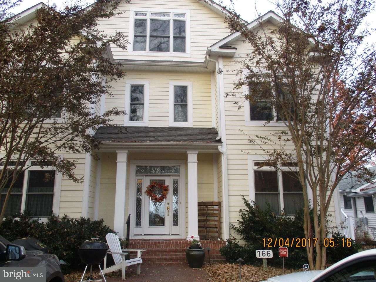 Single Family Home for Sale at 766 BAY FRONT Avenue 766 BAY FRONT Avenue North Beach, Maryland 20714 United States