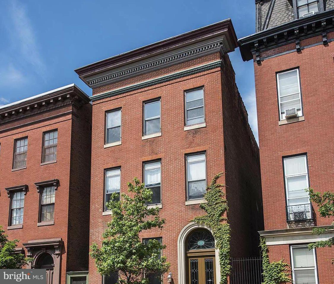 Einfamilienhaus für Verkauf beim 812 PARK Avenue 812 PARK Avenue Baltimore, Maryland 21201 Vereinigte Staaten