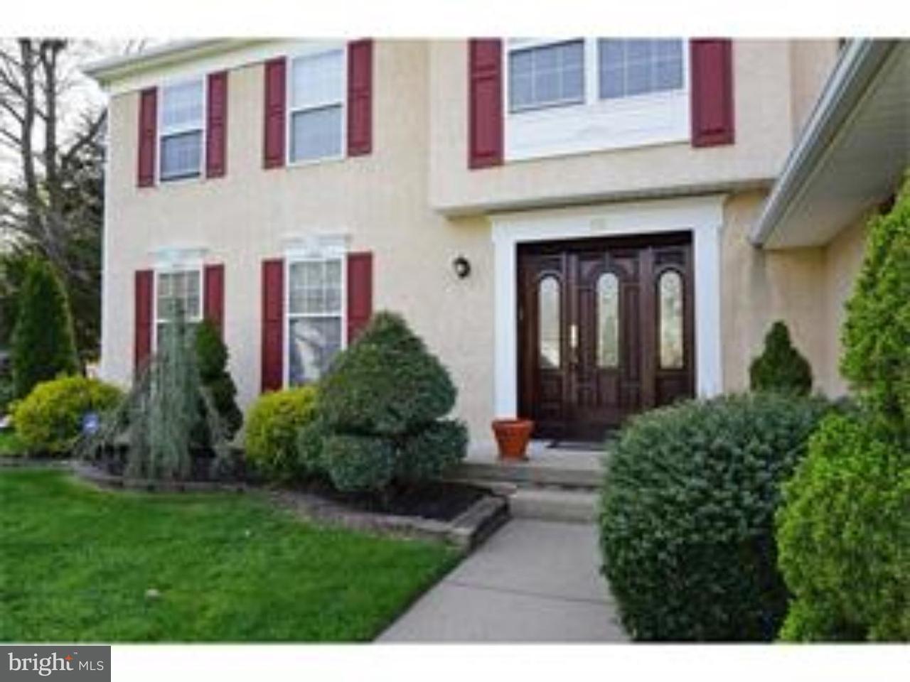 Casa Unifamiliar por un Alquiler en 50 WHITALL Drive Sicklerville, Nueva Jersey 08081 Estados Unidos