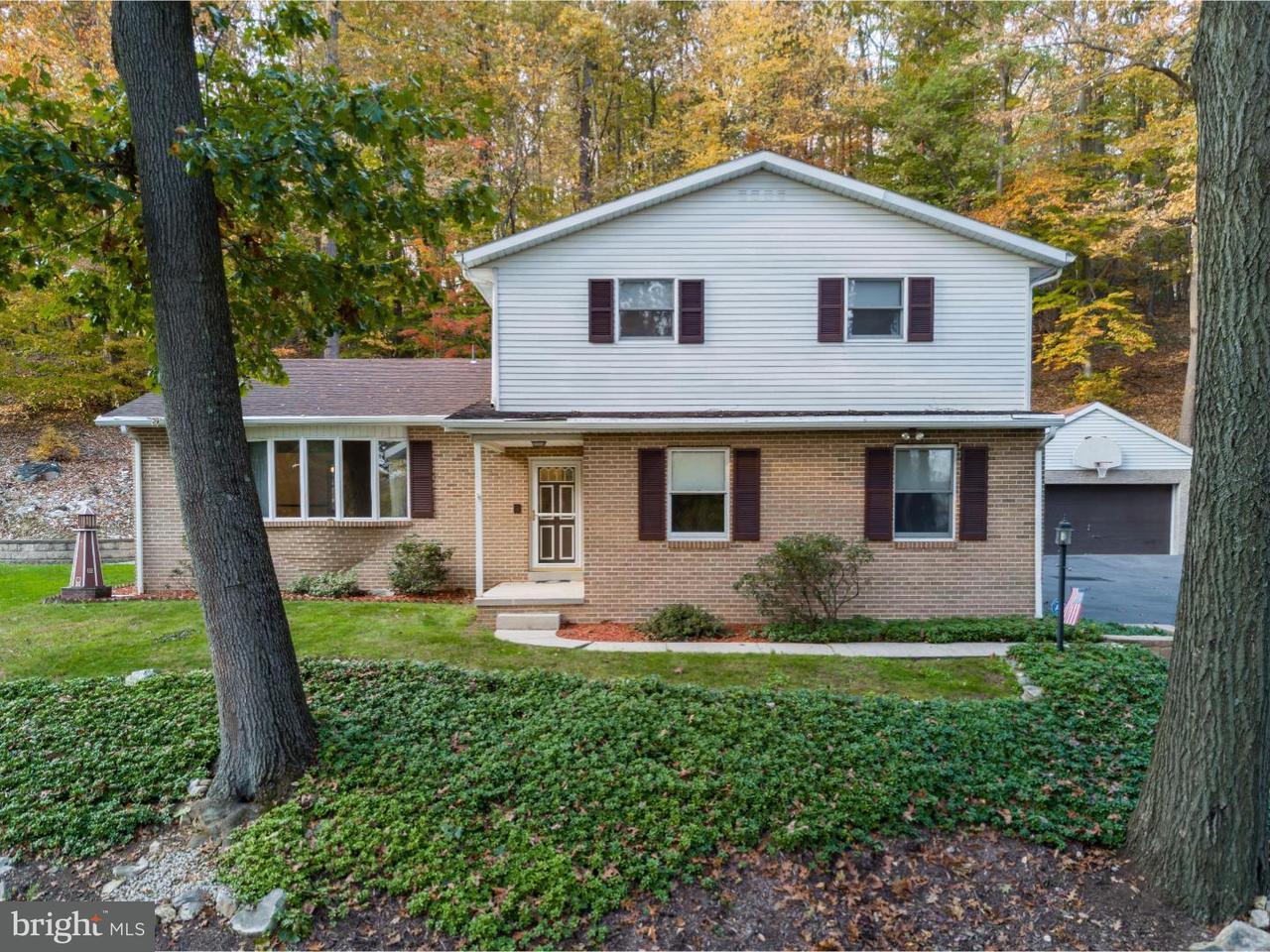 Casa Unifamiliar por un Venta en 207 WINDING WAY Wernersville, Pennsylvania 19565 Estados Unidos