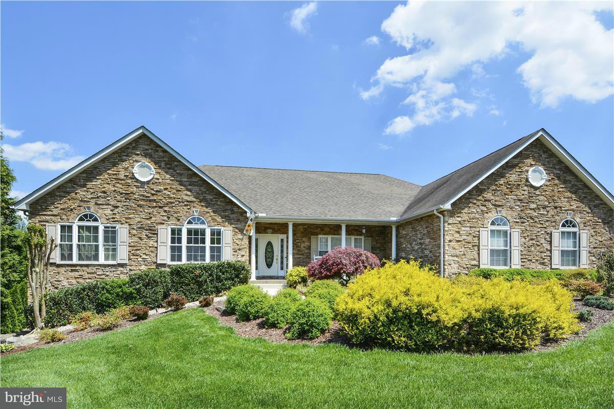 Частный односемейный дом для того Продажа на 3445 LANCER Court 3445 LANCER Court Dunkirk, Мэриленд 20754 Соединенные Штаты