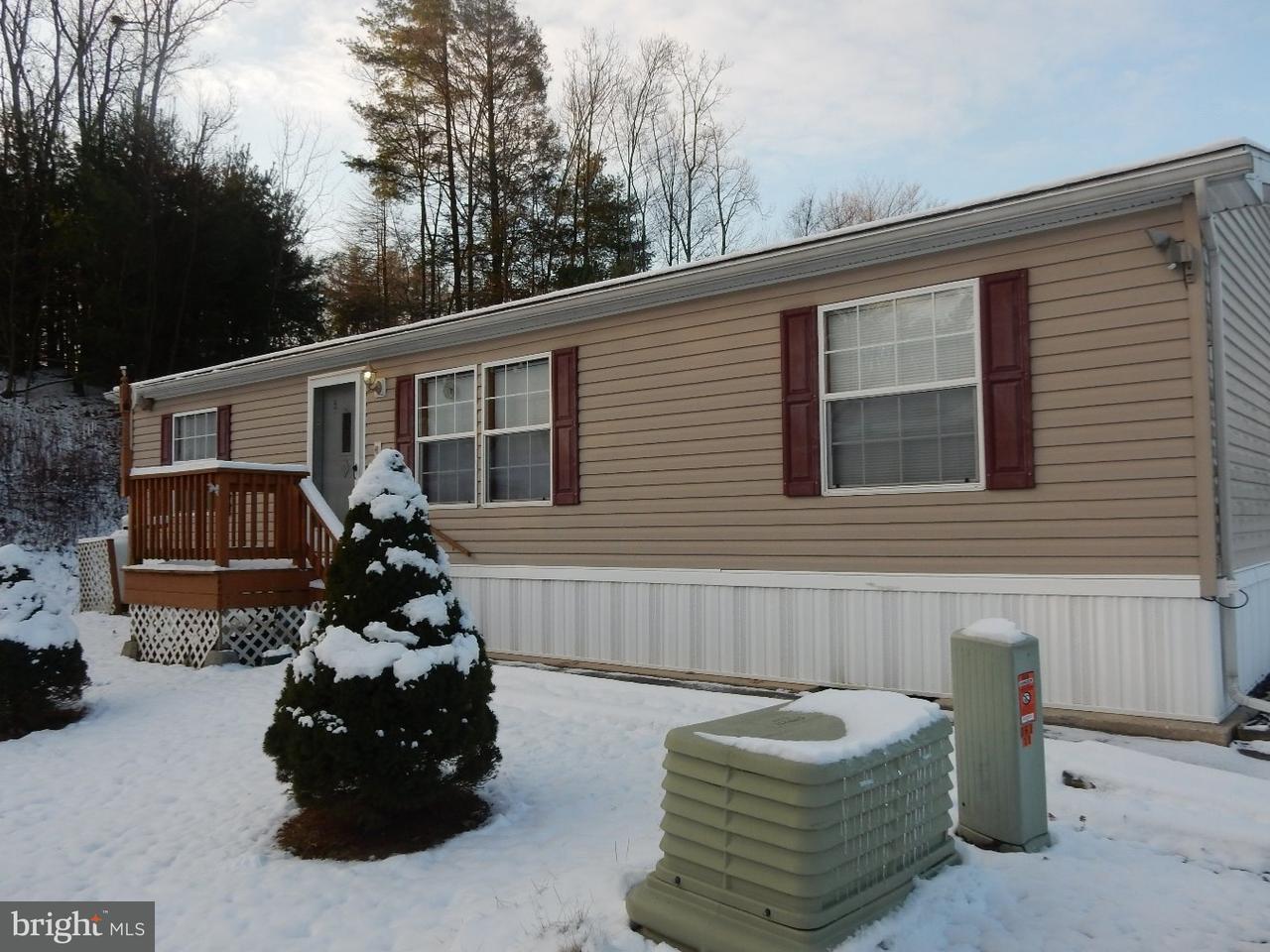 Casas Móviles por un Venta en 68 ANGEL Drive New Ringgold, Pennsylvania 17960 Estados Unidos