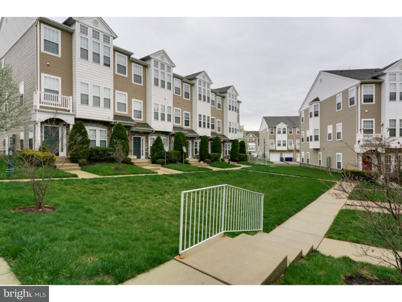 Maison accolée pour l à louer à 8 TEAL Court Delanco Township, New Jersey 08075 États-Unis