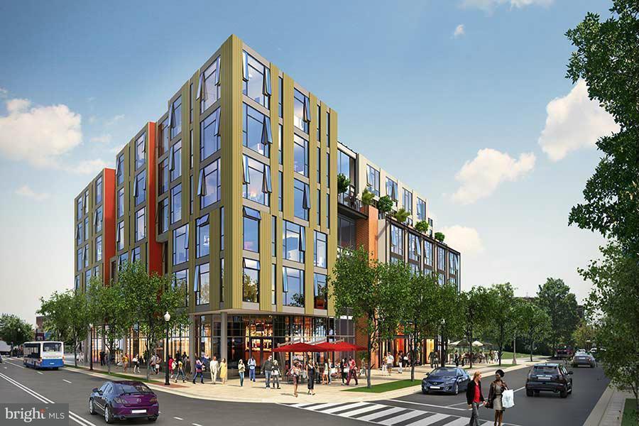 Condominium for Rent at 1921 8th St N #001/1.5 Loft Washington, District Of Columbia 20001 United States