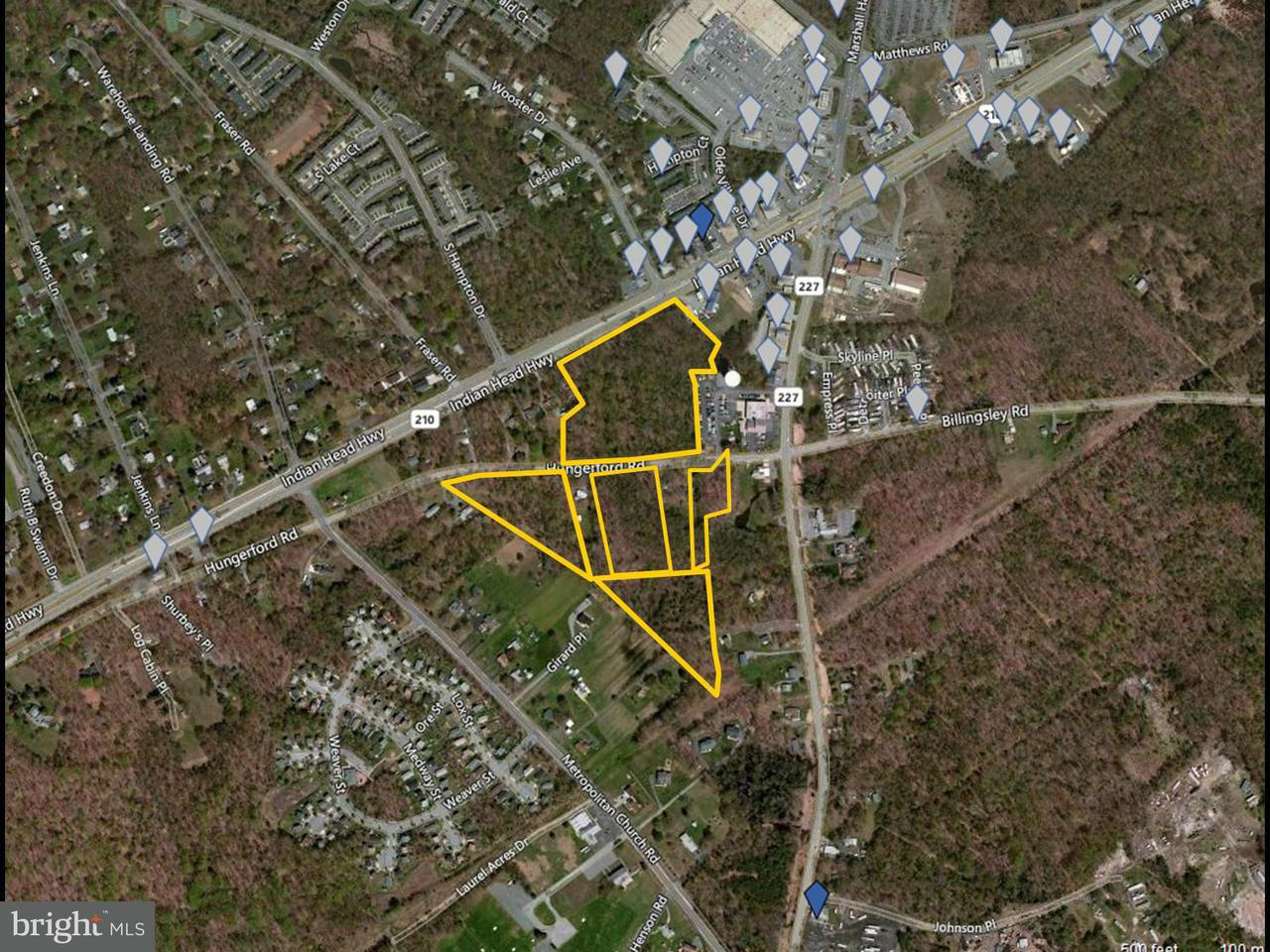 Land for Sale at Hungerford Lots Bryans Road, Maryland 20616 United States