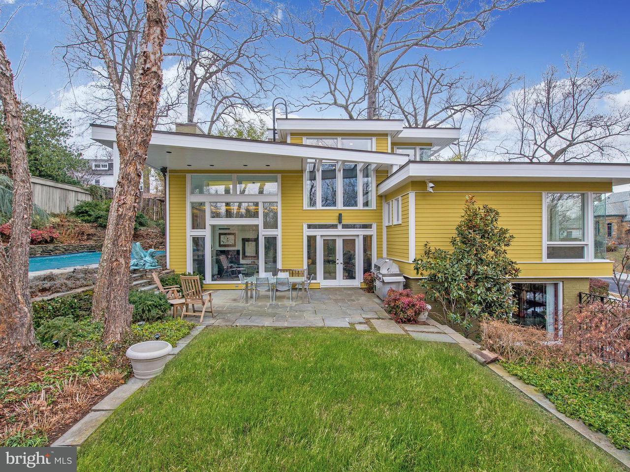 Casa Unifamiliar por un Venta en 3204 Rowland Pl Nw 3204 Rowland Pl Nw Washington, Distrito De Columbia 20008 Estados Unidos