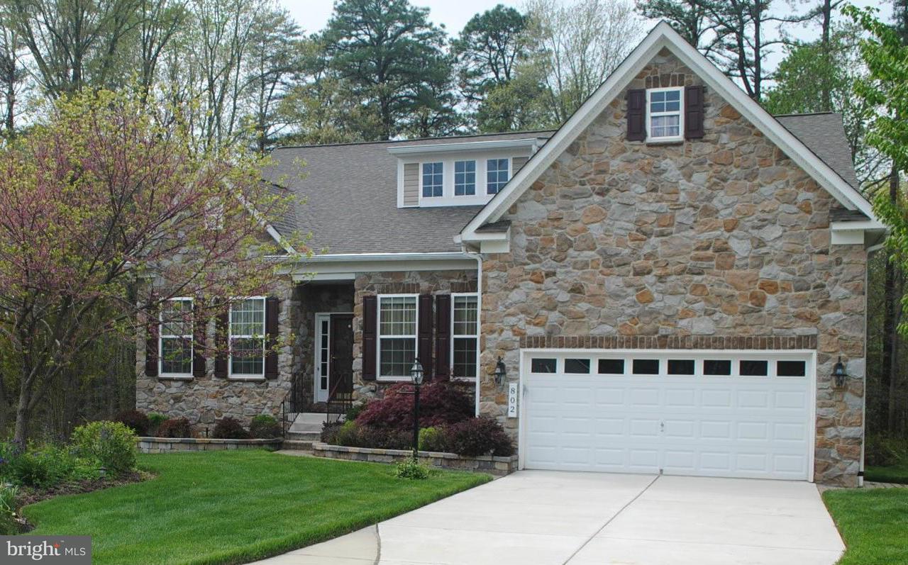 Einfamilienhaus für Verkauf beim 802 WINDJAMMER Road 802 WINDJAMMER Road Glen Burnie, Maryland 21060 Vereinigte Staaten