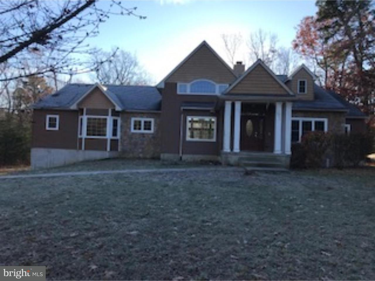 Enfamiljshus för Försäljning vid 112 COOPER FOLLY Road Atco, New Jersey 08004 Usa