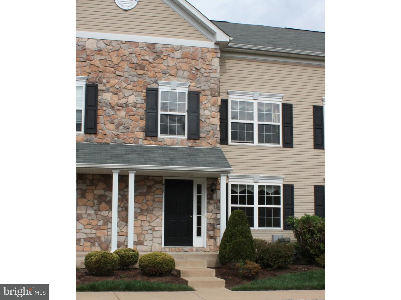 Condominium for Rent at 416 FELDSPAR CT #65 Warrington, Pennsylvania 18976 United States