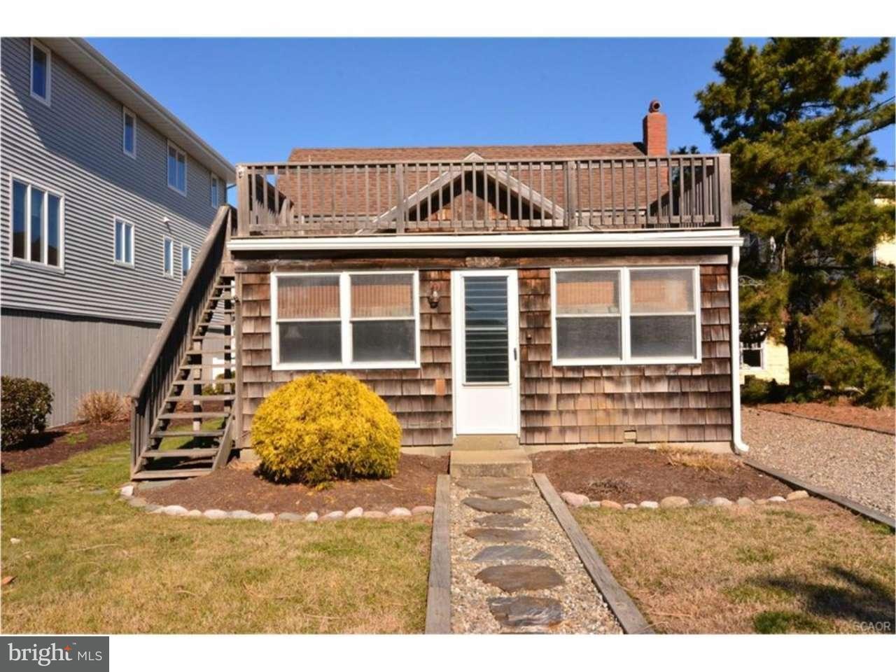 Maison unifamiliale pour l Vente à 105 HOLLYWOOD Street Bethany Beach, Delaware 19930 États-Unis
