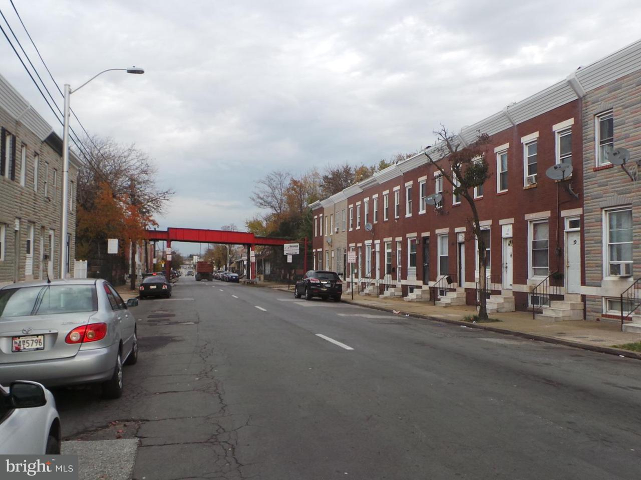 Single Family for Sale at 18 S Kresson St Baltimore, Maryland 21224 United States