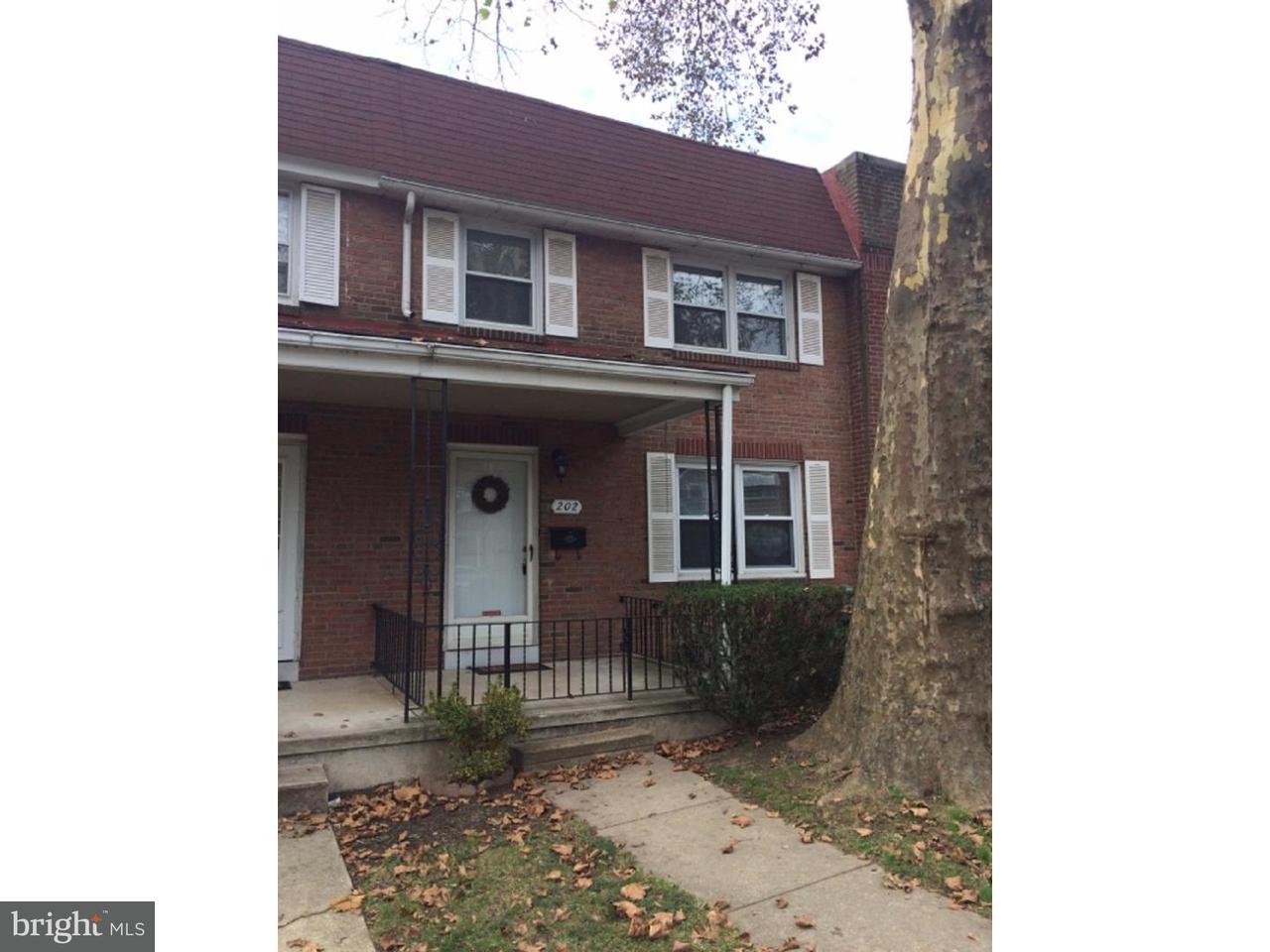 Casa unifamiliar adosada (Townhouse) por un Venta en 202 SYCAMORE Road West Reading, Pennsylvania 19611 Estados Unidos