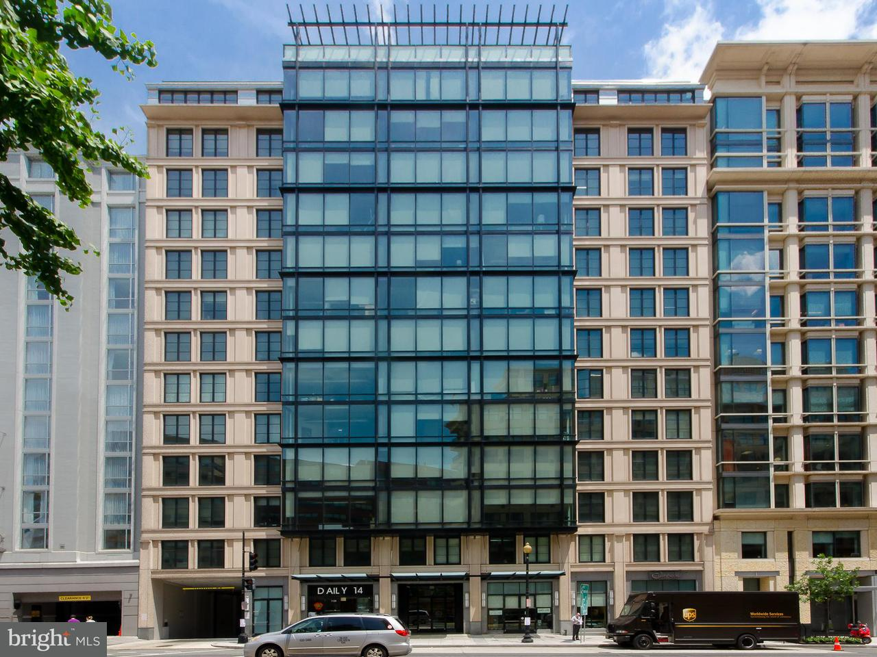 Condominium for Sale at 1133 14th St NW #808 Washington, District Of Columbia 20005 United States