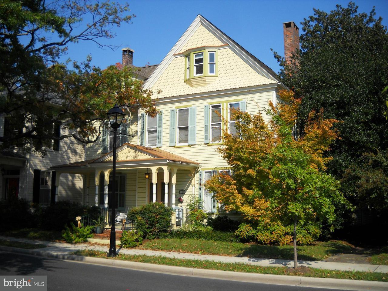 Einfamilienhaus für Verkauf beim 109 Goldsborough Street 109 Goldsborough Street Easton, Maryland 21601 Vereinigte Staaten