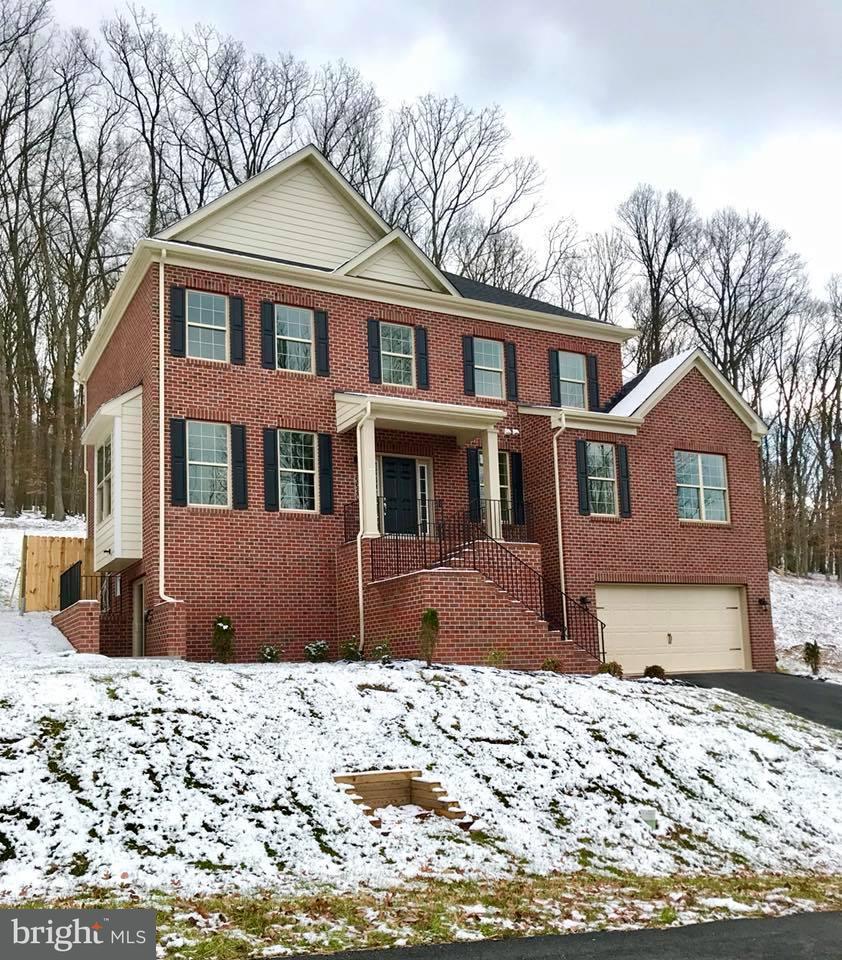 Casa Unifamiliar por un Venta en 6620 ACCIPITER Drive 6620 ACCIPITER Drive New Market, Maryland 21774 Estados Unidos