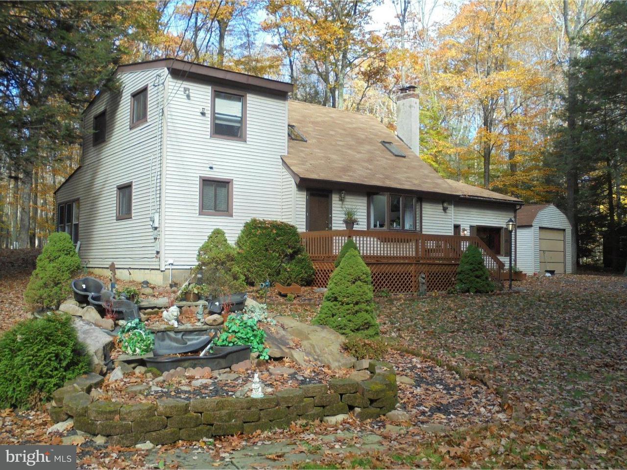 Casa Unifamiliar por un Venta en 45 SUNRISE Lane Albrightsville, Pennsylvania 18210 Estados Unidos