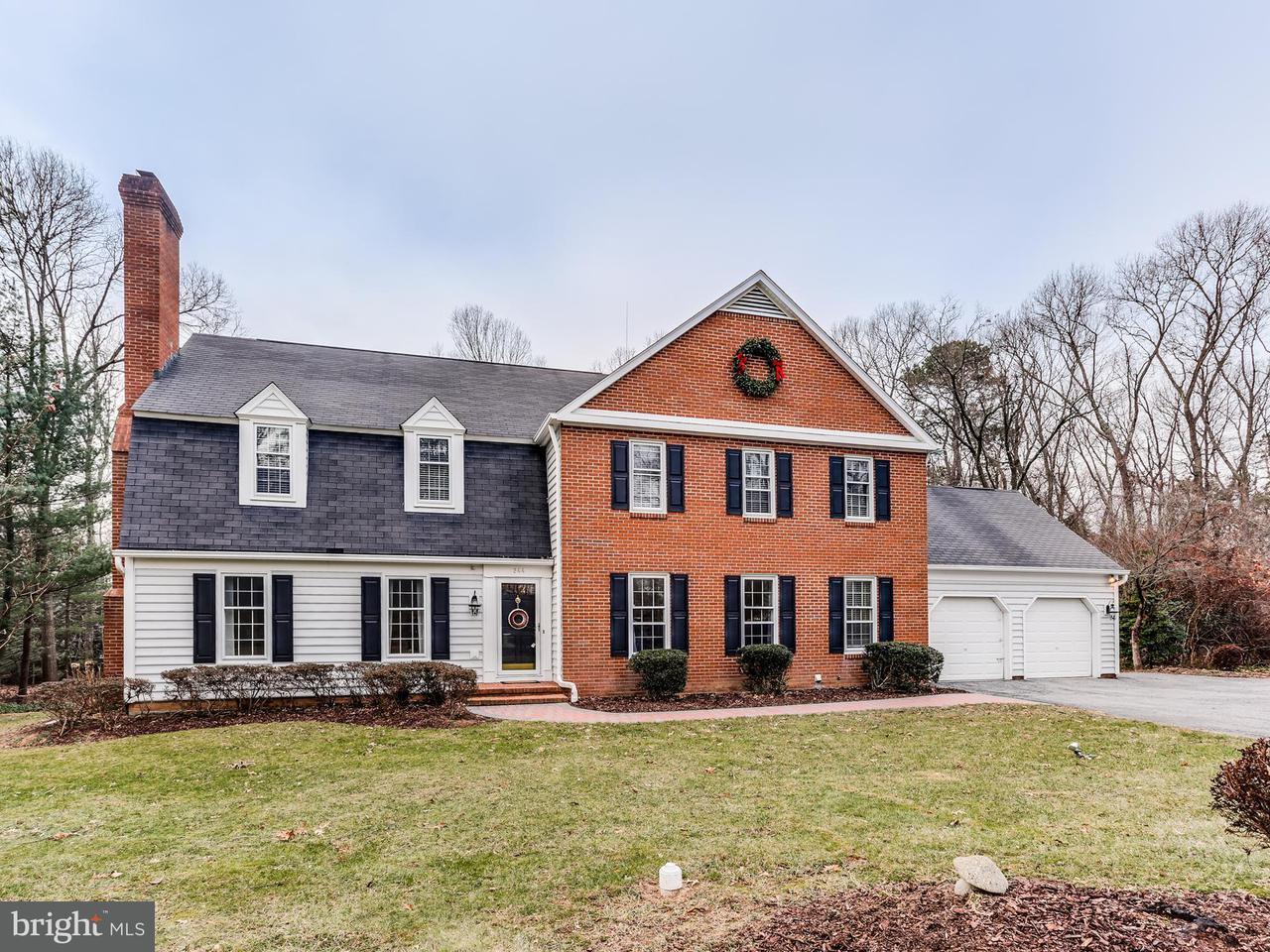 Einfamilienhaus für Verkauf beim 244 HEREFORD Court 244 HEREFORD Court Millersville, Maryland 21108 Vereinigte Staaten