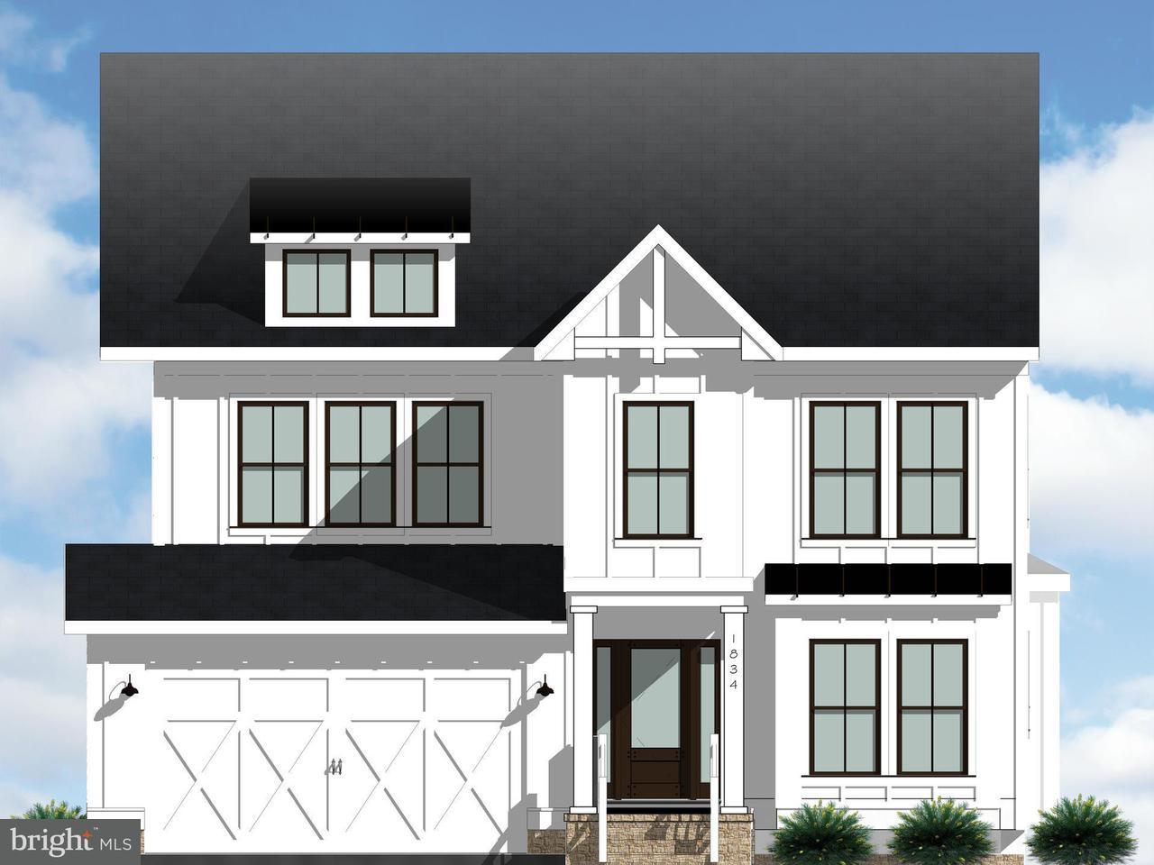 Single Family Home for Sale at 1834 KIRKWOOD Place 1834 KIRKWOOD Place Arlington, Virginia 22201 United States
