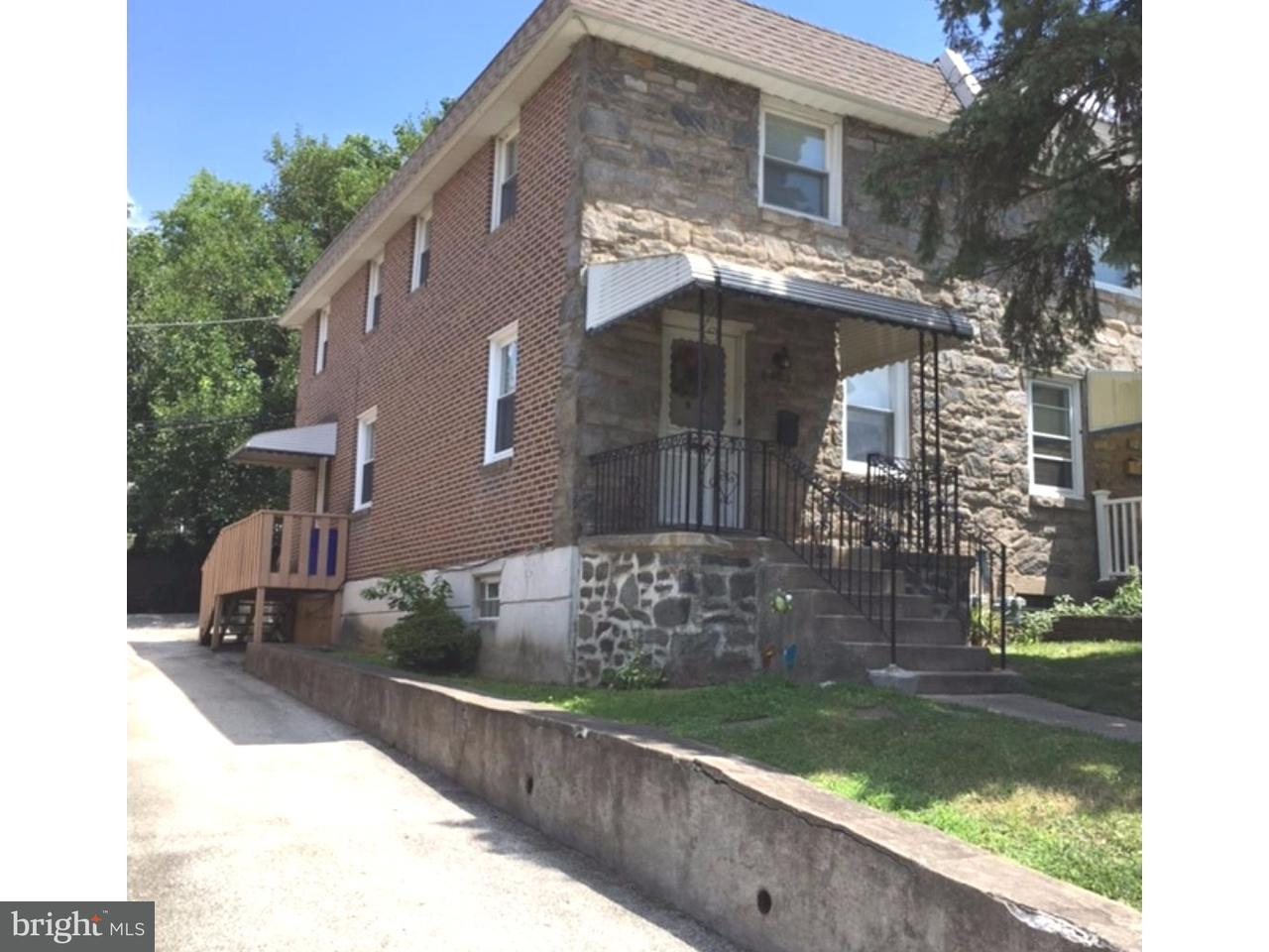 Townhouse for Rent at 423 BLYTHE Avenue Drexel Hill, Pennsylvania 19026 United States