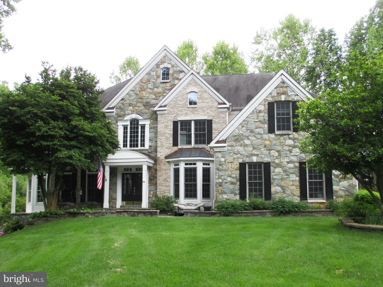 Maison unifamiliale pour l Vente à 3573 ASHLAND Drive 3573 ASHLAND Drive Davidsonville, Maryland 21035 États-Unis